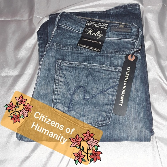 Citizens Of Humanity Denim - Citizens of Humanity Kelly lowrise bootcut jeans